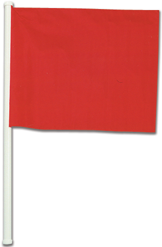 Linesman Flags (Set of 2)