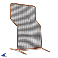 Brute Pitching NBZ Screen - 7 x 5 Batting Cage Screen, Batting Practice Screen, Reversible Pitching Screen, Softball Pitching Screen, Front Toss Screen