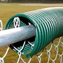 Poly Cap Fence Guard 100 Green
