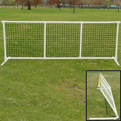 Sportpanel Fencing With Black Mesh