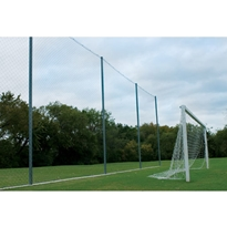"All Purpose Backstop System 4"" Netting"