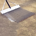 Infield Finishing Mop Flex Steel