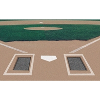 Batters Box Foundation Rubber