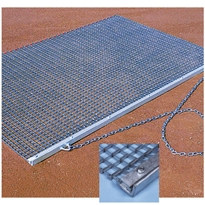 "Heavy Duty Drag Mat 6 6"" x 4"