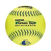 Super Green Dot Softball- Classic
