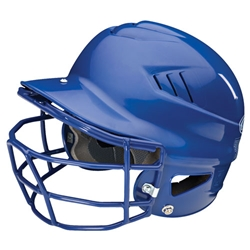 CoolFlo Batting Helmet w/ Mask