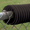 Fence Crown 250' Black