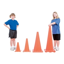 "12"" GAME/BOUNDARY CONE - ORANGE"