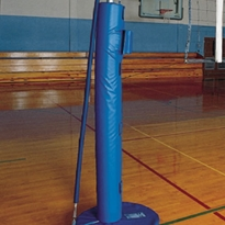 Volleyball Post Pad - Blue