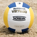 VB 7500 Volleyball Gold/White/Royal