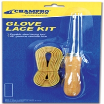 "Glove Lace, 48"" Black (Pkg. of 10 laces)"
