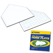Professional Home Plate (Bury All Style) - Wood Bottom
