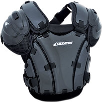 PRO-PLUS Plate Armor Chest Protector - Large