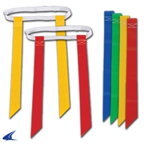 Quick Clip Triple Football Flag Belt