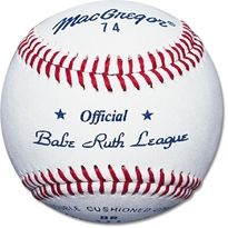 #74 Official Babe Ruth Baseball