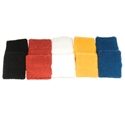 Colored Team Wristbands - 5 pair