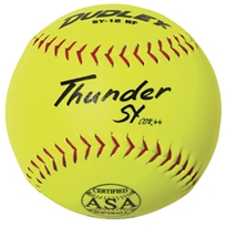 "Dudley SY12RF ASA 12"" Softball"