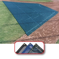 Basic Mesh Infield Guard 15 Deep
