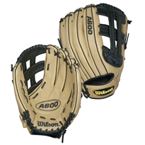 "Wilson A600 13"" Slow Pitch Glove"