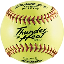 "Dudley WT12Y-FP 12"" FastPitch Softball"