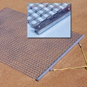 All Steel Drag Mat 3 x 4