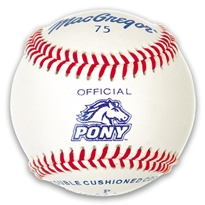 #75 Official Pony? League Baseball