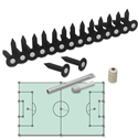 Soccer Flag & Socket Set