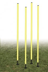 Outdoor Agility Pole Set Pole Set, Agility Training, Agility Pole