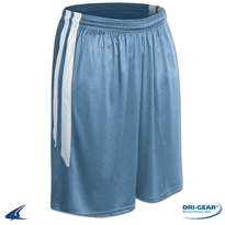 DRI-GEAR Muscle Basketball Short - Youth (Home) Basketball Shorts, Basketball Uniforms, Basketball Jerseys, Muscle Basketball Shorts