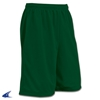 Adult Polyester Tricot Basketball Short w/Liner