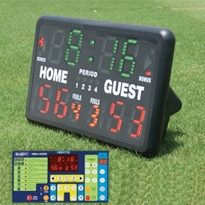 Indoor/Outdoor Tabletop Scoreboard Tabletop Scoreboard, Indoor Scoreboard, Wrestling Scoreboard, Outdoor Scoreboard, Volleyball Scoreboard, Wireless Scoreboard