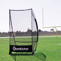 Bow Net Solo Kicker - Football Football Kicking, Kicking Screen, Football, Football Practice Equipment