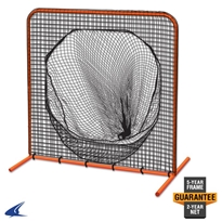 Brute Sock Style Screen - 7 x 7 Sock Screen, Sock Style Screen, Batting Cage Sock Net, Baseball Sock Screen, Baseball Sock Net