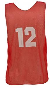 Numbered Practice Vests (Dozen) Practice Vests, Practice Jerseys, Numbered Vests