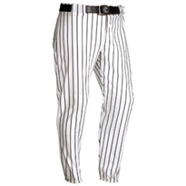 Pinstripe Polyester Pant - Youth Baseball Pants, Polyester Baseball Pants, Pinstripe Baseball Pants, Baseball Uniforms