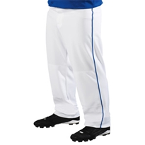 Piped Baseball Pant - Adult Piped Baseball Pants, Baseball Pant Piping, Baseball Uniforms, Baseball Pants