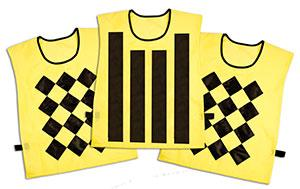 Sideline Official Pinnies Official Pinnies, Football Pinnies, Sideline Pinnies