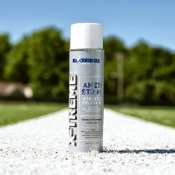Ameri-Stripe X-Treme Field Marking Paint - White Bright White Aerosol, Athletic Field Paint, White Field Paint, White Aerosol Paint, White Football Paint, Field Paint Cans