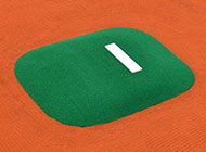 All Star #1 Portable Pitching Mound Portable Pitching Mound, Youth Mound, Fiberglass Pitching Mound, Youth Game Mound